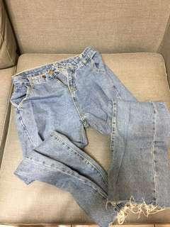 牛仔長褲👖