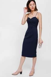 🚚 Love Bonito Geordie Midi Dress #EndgameYourExcess
