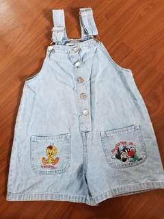 🚚 Kids Denim Jumper/Overall(Authentic)