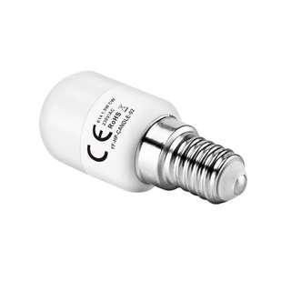 LAMPAOUS1.5W SES E14 LED Pygmy Bulbs X2 Warm White (YA165)
