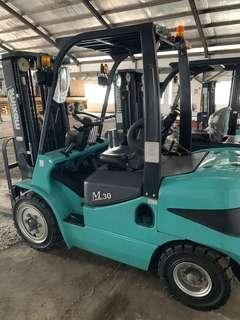 Brand new 3tons forklift for sale -5 units