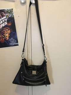 Nicoli leather bag
