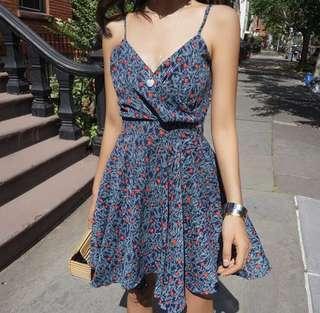 Summer Flora Sun Dress #EndgameYourExcess