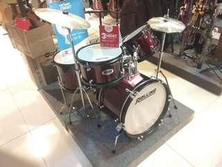 Children Drum Set 5Pcs JBJ-1049-WR