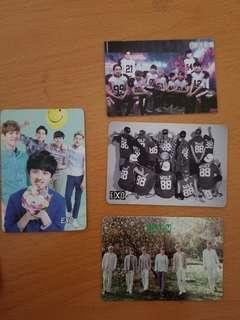 exo yes card
