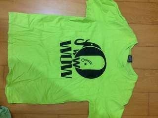 🚚 WOW 短袖 T shirt