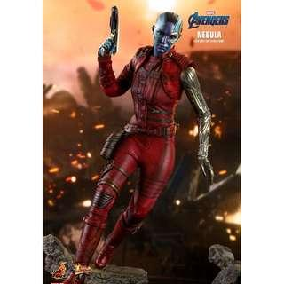 PO: Hot Toys MMS534 - Avengers: Endgame - 1/6th scale Nebula Collectible Figure