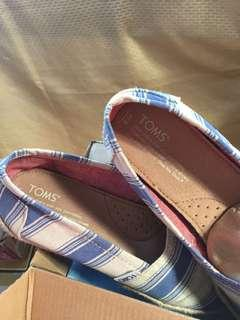 Toms Blue Stripes