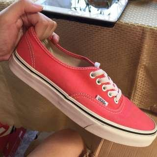 Vans Authentic Cayenne