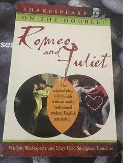 🚚 Romeo & Juliet by William Shakespeare