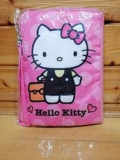 🚚 Hello Kitty A5布質萬用資料袋