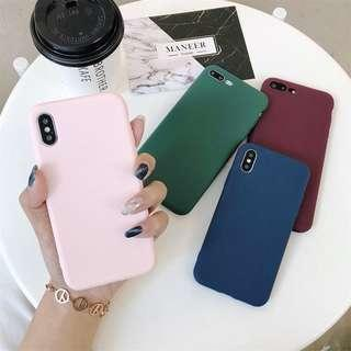 Soft Color iPhone Case