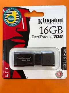 kingston 16GB 手指