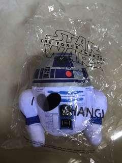 🚚 Star Wars robot plushie
