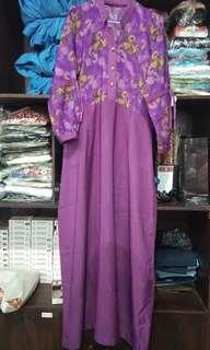 Gamis Mix batik