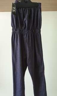 Dark blue Jumpsuit
