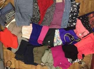 Everything must go! Take all!