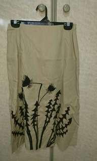 Vintage Skirt #ENDGAMEyourEXCESS (Alice)