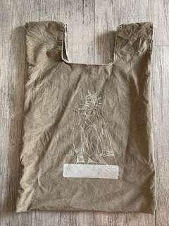 燈芯絨tote bag