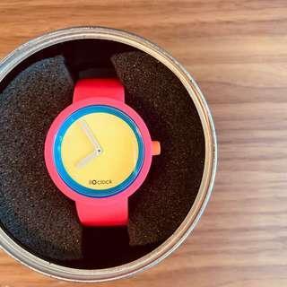 FullSpot O'clock 矽膠玩味手錶 意大利