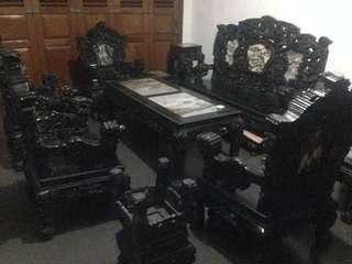 Furniture Set Suanzhi 9 Naga Cakar 4