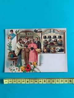 愛爾蘭名信片 postcard