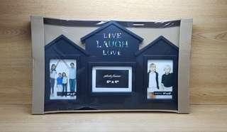Picture Frame (Live, Laugh, & Love)
