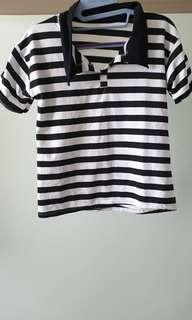 Stripe design top