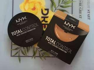 Nyx Total Control Mesh Cushion