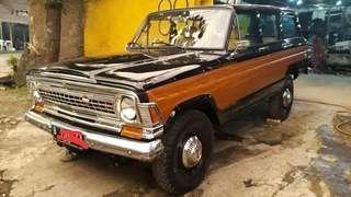 Jeep Wagoneer 1972
