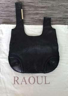 🚚 Raoul Small Leather Handbag