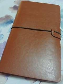 PU Leather Vintage Notebook