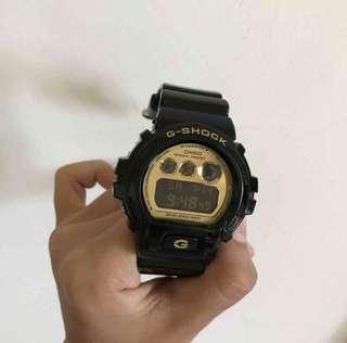 🚚 Gshock黑金手錶