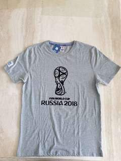 OFFICIAL FIFA WORLD CUP 2018 RUSSIA T-SHIRT (NEW)