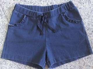 🚚 girls denim shorts