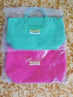 Candy Colored Longchamp