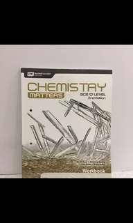 🚚 Chemistry Matters 2nd Edition workbook