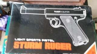 1982 Ruger罕有手拉彈弓手鎗,日本造!