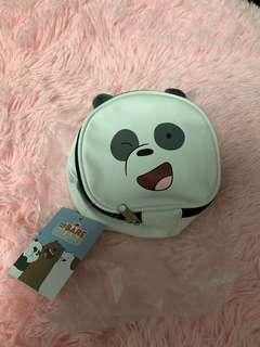 Brand new We bare bear pouch