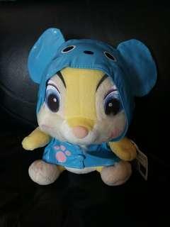 絕版 日本 Sega 2008 Disney Ms Bunny 景品公仔