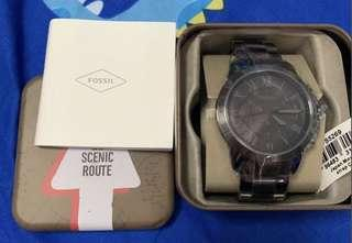 Brand new Authentic Fossil men watch