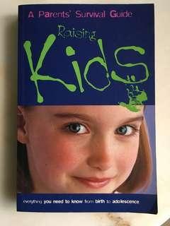 🚚 Raising Kids: A Parent's' Survival Guide Book