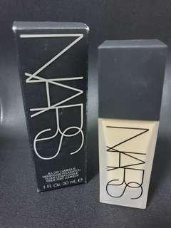 🚚 Nars All Day Luminous Liquid Foundation full size 30ml with pump &  original box! Light 3 Gobi