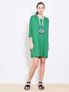 In good company Monae Cotton Jersey Dress