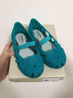 Authentic BNIB Mini Melissa Jean + Jason Wu Blue Shoes