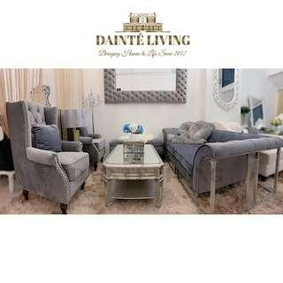 5-Piece Luxury Living Room Package | THE ATELIER