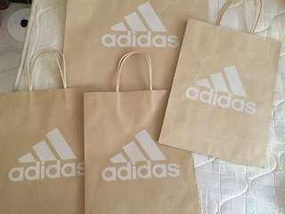 Paper Bags adidas