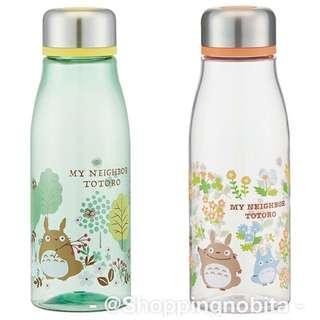 龍貓水樽兩款,日本正版訂購