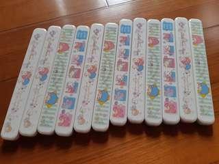 🚚 三麗鷗環保筷