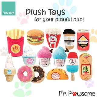 Plush Toys/ Soft Toys for Dogs